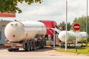 LNG przyszłością transportu ciężkiego?