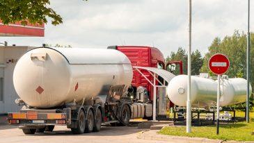 LNG przyszłością transportu