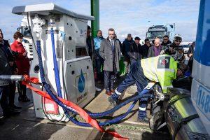 EPO-TRANS uruchomił nową stację tankowania gazu LNG