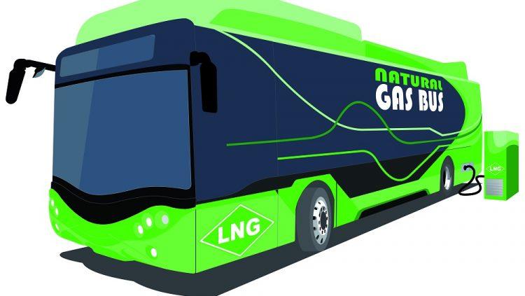 Autobusy gazowe