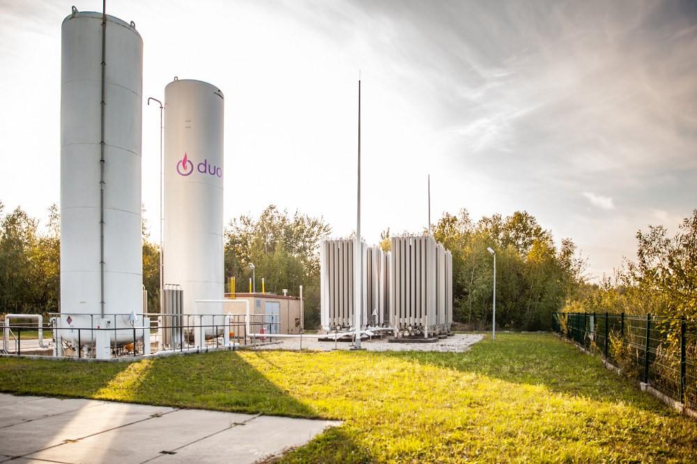 DUON – zwiększa dostawy LNG