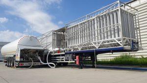 Mobilne stacje regazyfikujące LNG to łatwiejszy dostęp do gazu