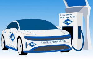 LNG – tańsze paliwo dla transportu