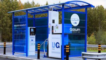 stacje tankowania LNG