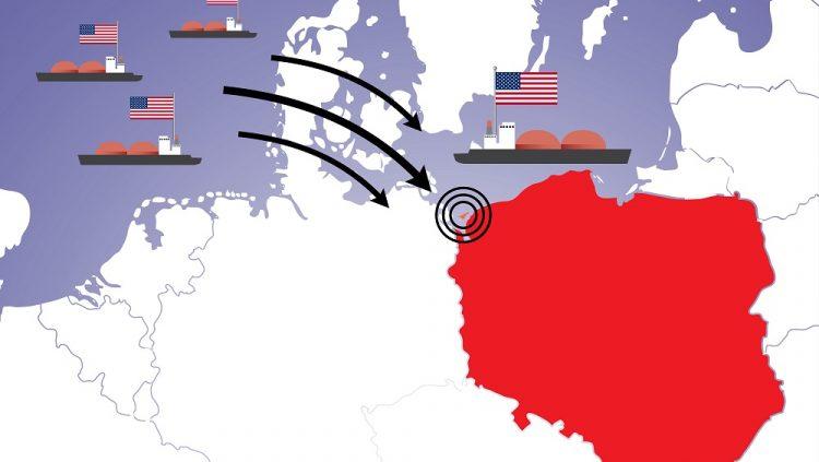 LNG ze Stanów Zjednoczonych