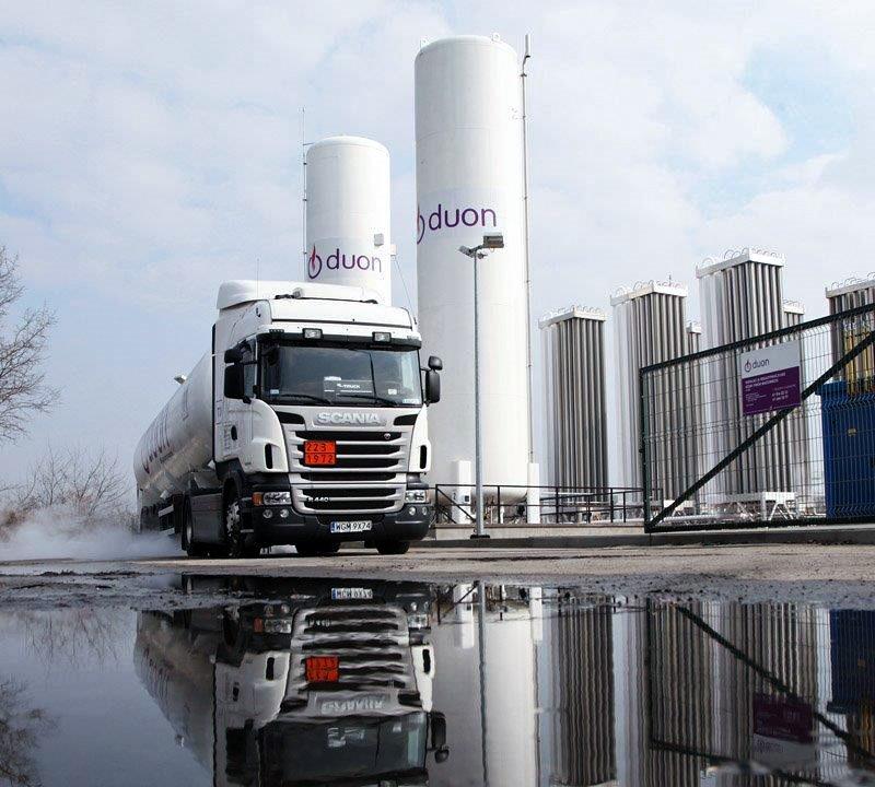 Trwa boom na LNG – najnowsze dane rejestracji