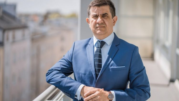 Tymoteusz Pruchnik, prezes zarządu Gas-Trading SA.